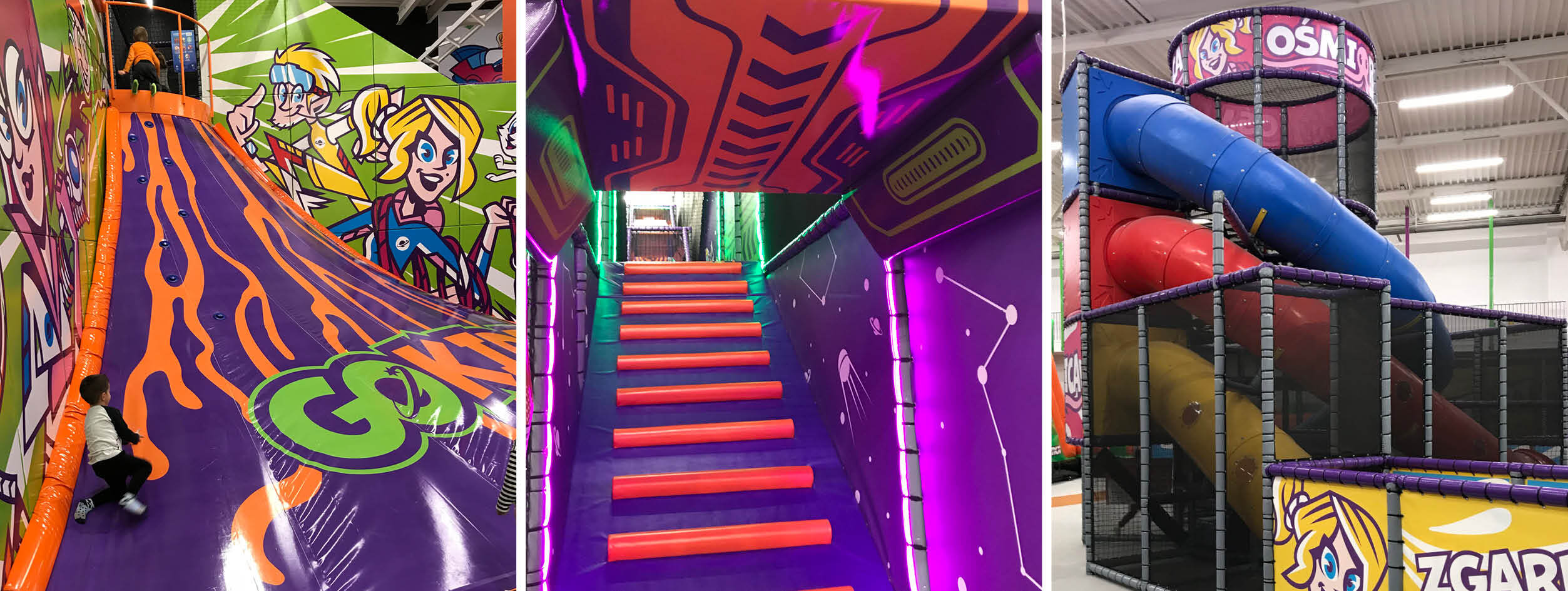 Themed Indoor playground GoKidz