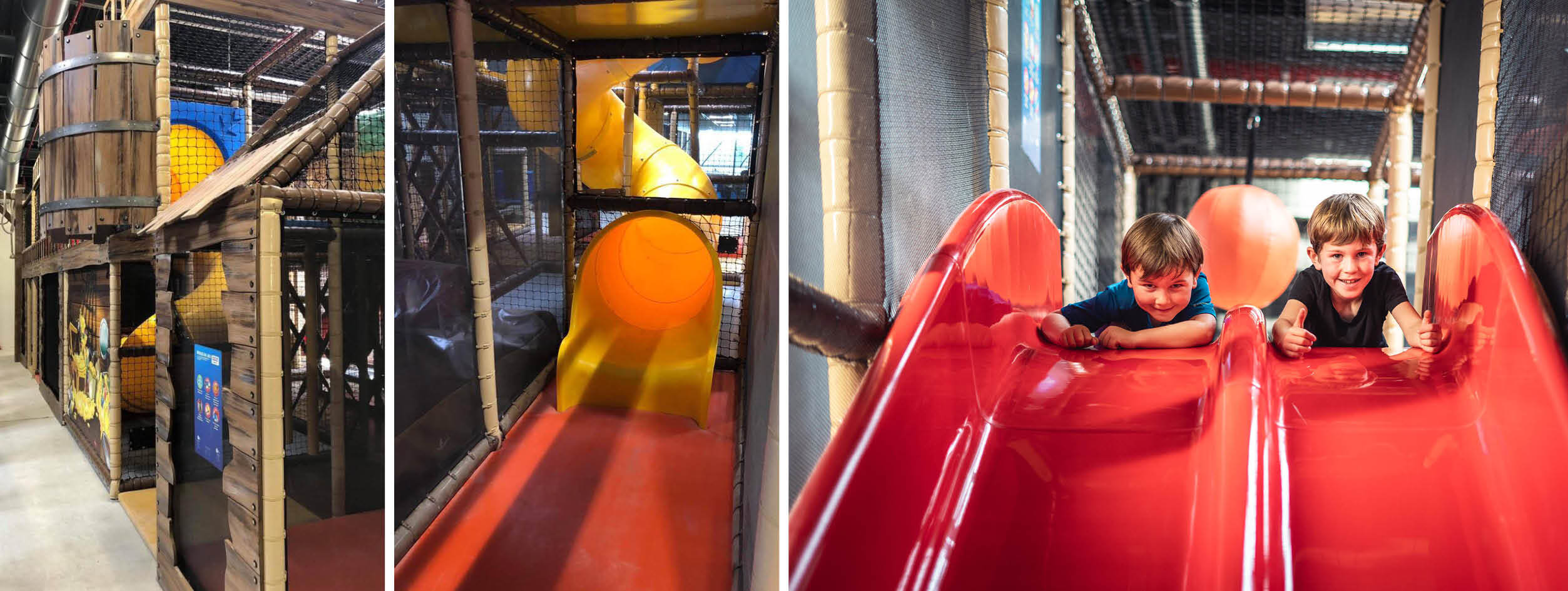 themed indoor playground UP2PLAY